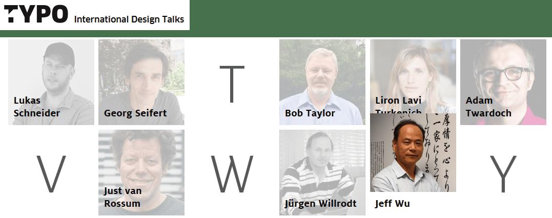 文鼎科技将出席Typo Berlin 2017,并发表专题演讲